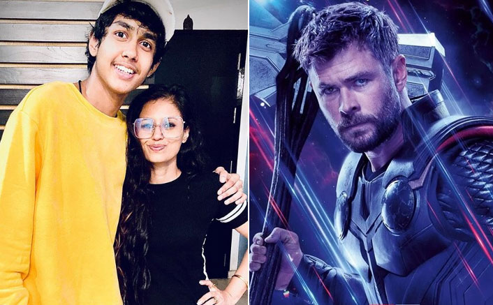 Extraction Star Rudhraksh Jaiswal Reveals His Mom Didn T Even Know Who Chris Hemsworth Or Thor Is She Was Like Who Is He
