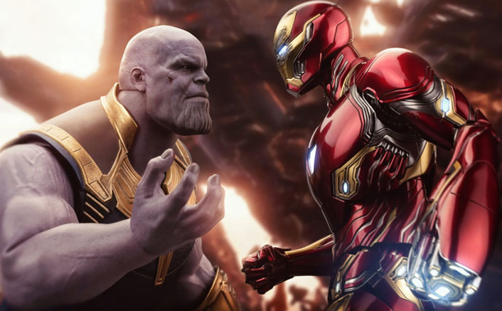 Iron Man Is Torn Into Pieces By Thanos In One Reality Of Avengers Endgame Final Battle