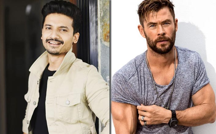 Exclusive Avengers Endgame Actor Chris Hemsworth Bonded With His Extraction Co Star Priyanshu Painyuli On India Food