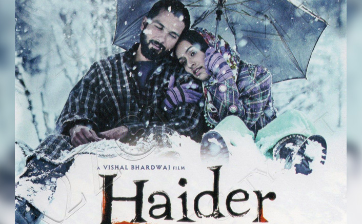 Haider Box Office: Here's The Daily Breakdown Of Shahid Kapoor's 2014 Film