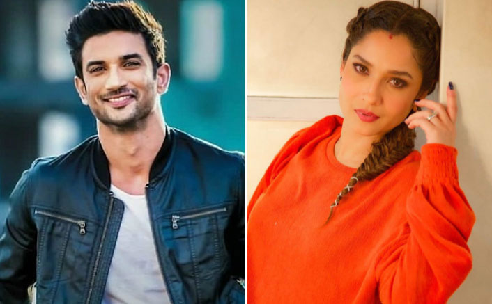 dil bechara ankita lokhandes tribute to sushant singh rajput on his journey from pavitra rishta till today is endearing 001