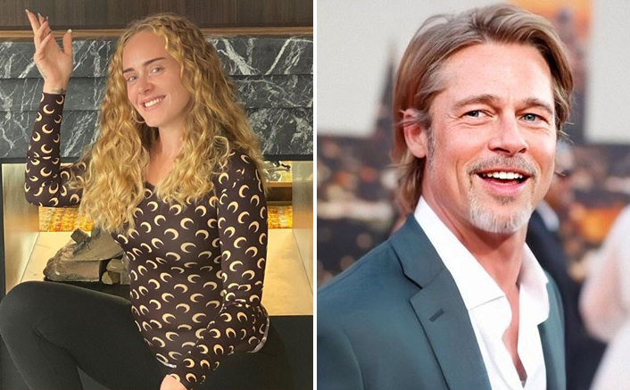 Adele Post Her Drastic Weight Transformation Hitting On Brad Pitt