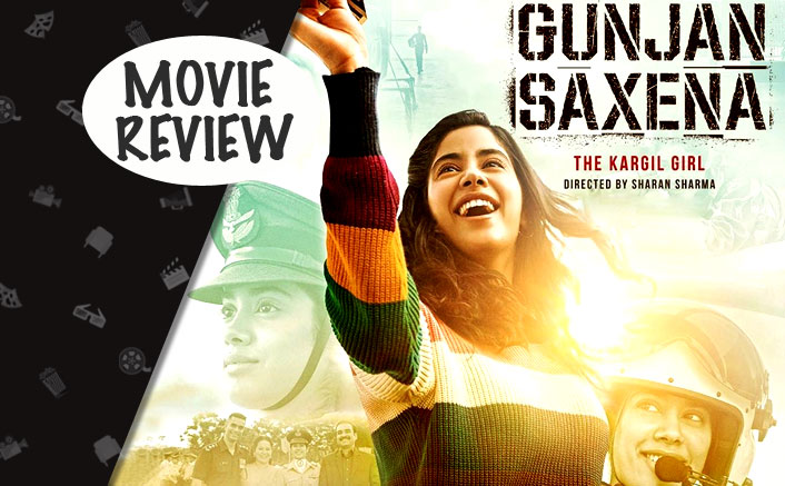Gunjan Saxena Movie Review Dear Bollywood This Is How A Biopic Should Be Treated