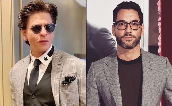 Lucifer Asking Shah Rukh Khan What Is It You Desire Is A Crossover We Didn T Know We Deserve Watch Joshua gomez can be seen using the following weapons in the following television series. lucifer asking shah rukh khan what is