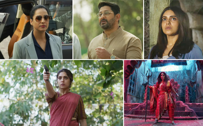 Durgamati Trailer: Bhumi Pednekar Petrifies With Her Rage & Powerful  Avatar, Akshay Kumar Presents A Spine-Tingling Story