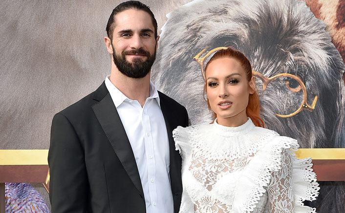 Becky Lynch Seth Rollins Are Parents Now Reveal Baby Girl S Name