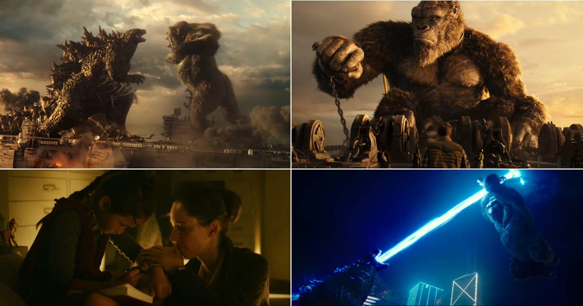 Godzilla Vs Kong Trailer Review: The Epic War Between Two Monsters Will Be  A Sight To Behold For Humans