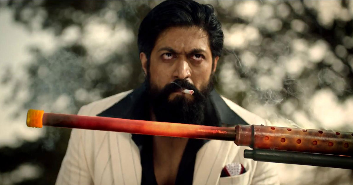 The release of Pushpa, KGF Chapter 2 may be delayed due to the RRR Impact.