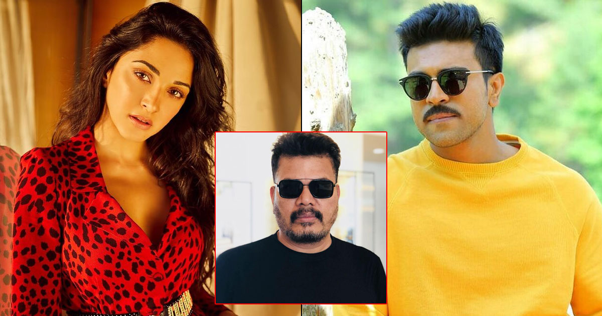 Kiara Advani Hits Jackpot! Roped In For Another Shankar Film & This Time In  Opposite To Ram Charan?