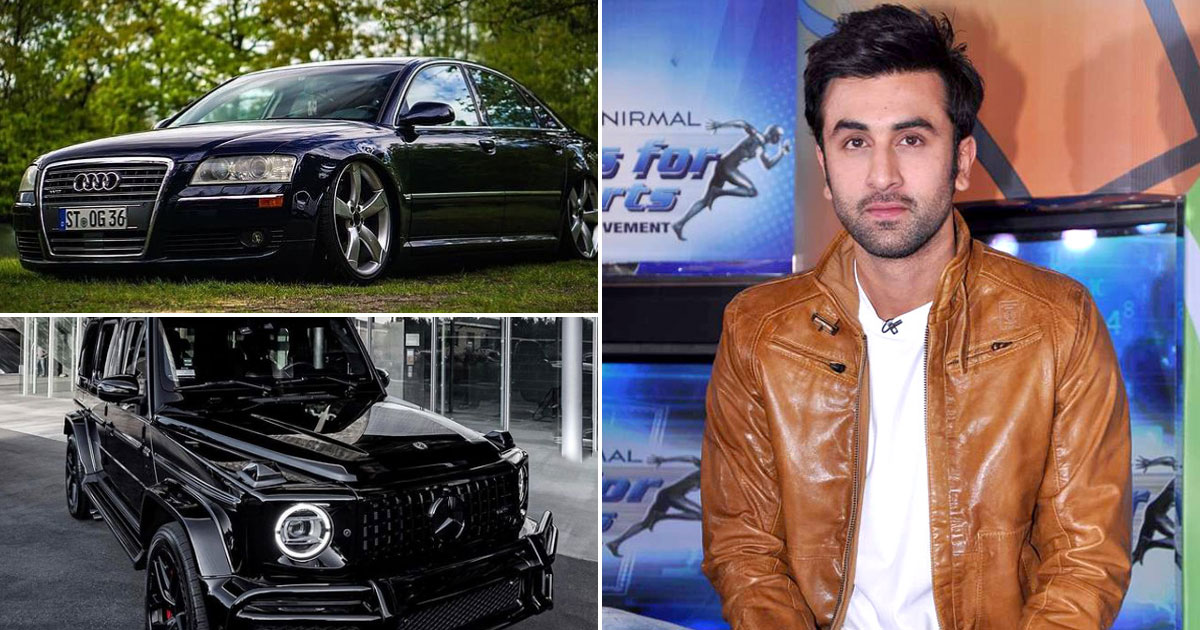 Ranbir Kapoor Car Collection: From Audi A8 L To Mercedes-Benz, Brahmastra  Star's Garage Is Home To Some Of The Most Expensive & Luxurious SUVs