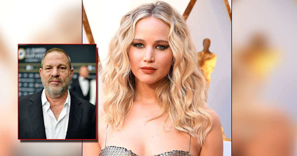 When Jennifer Lawrence Filed A Lawsuit Against Harvey Weinstein For Performing Oral S X M Sturbation In Front Of Her