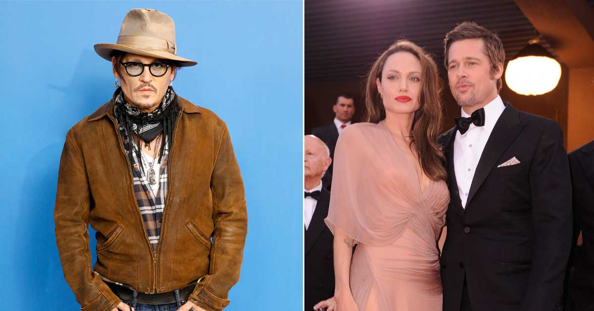 Do You Know Johnny Depp Is Partially Responsible For Brad Pitt Angelina Jolie Romance