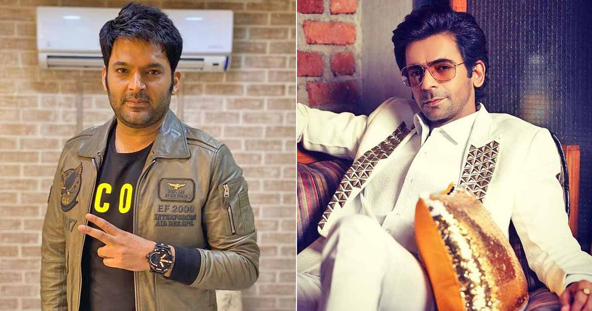 The Kapil Sharma Show: When Kapil Reportedly Didn't Allow Sunil Grover To  Promote His Film But The Latter Then Clarified!