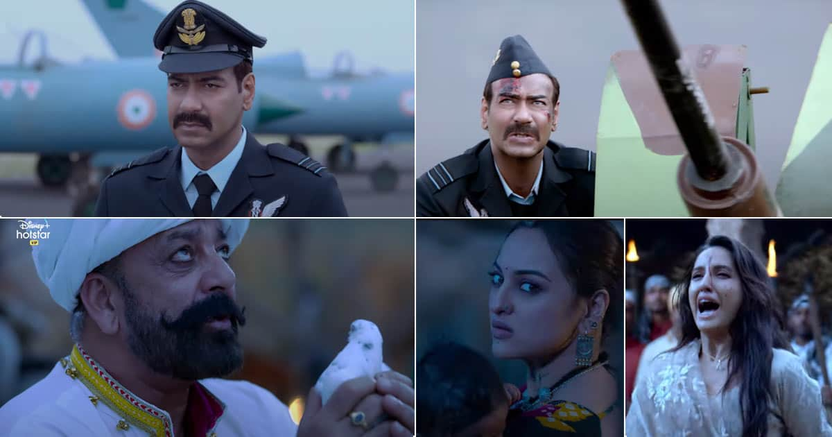 Bhuj The Pride Of India 2020 Full Movie Download Leaked Online By TamilRockers