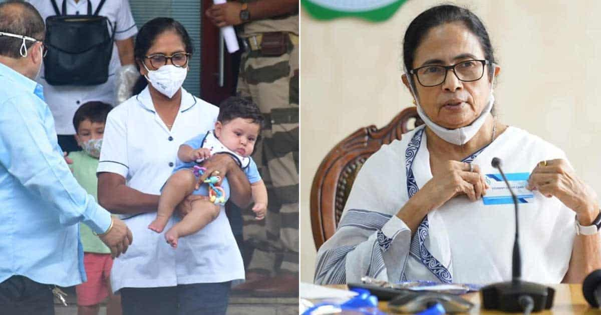 kareena kapoor khan son jehs nanny compared to west bengal cm 001