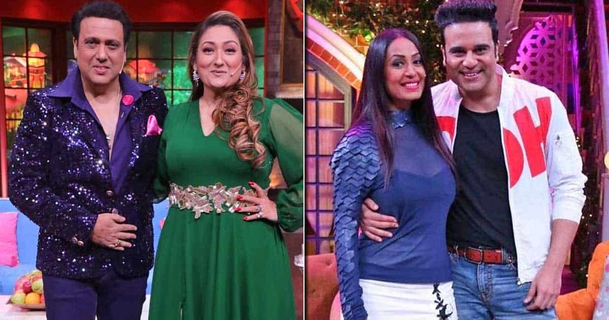 """Govinda's Wife Sunita Ahuja Takes A Dig At Krushna Abhishek's Wife Kashmera Shah: """"Problems In The House Start When We Bring A Bad Daughter-In-Law"""""""