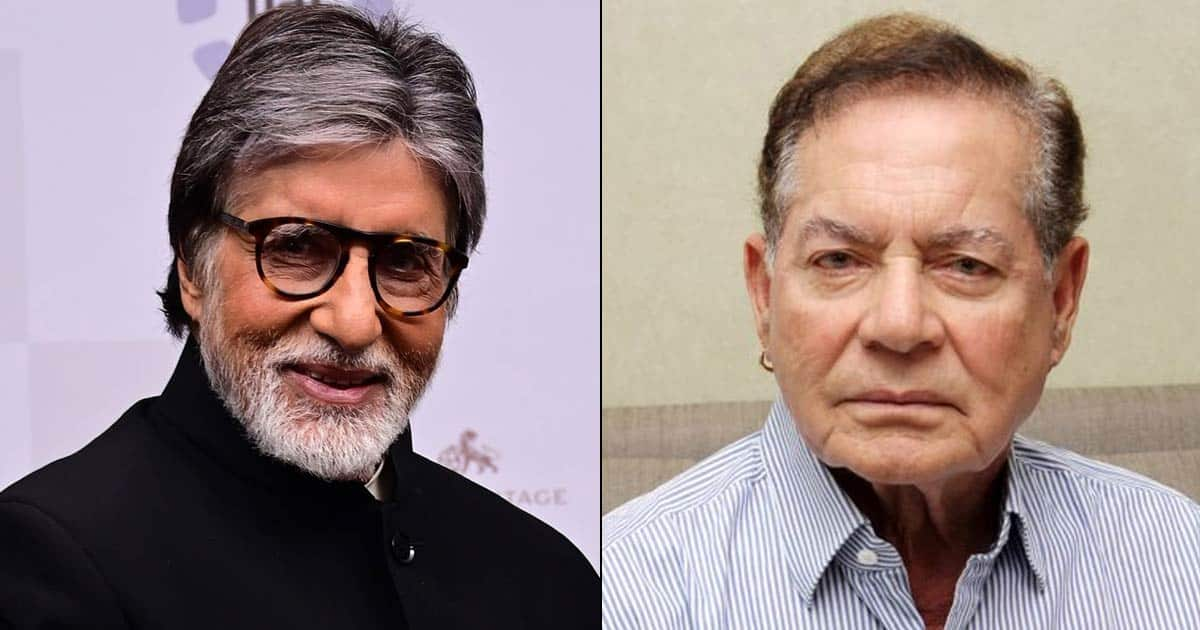 """Salim Khan Doesn't Want Amitabh Bachchan To Be Part Of Films Anymore:  """"There Are No Stories For An Actor Like Amitabh Now"""""""
